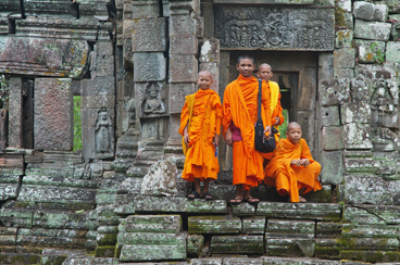 INT-C-BSL05 5 Days Best of Siem Reap Cambodia Luxury Tour