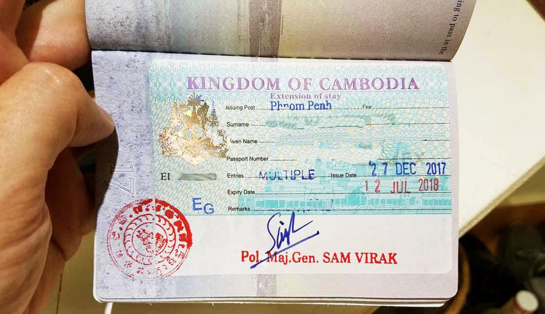 Cambodia Visas And How To Apply For Cambodia Visa