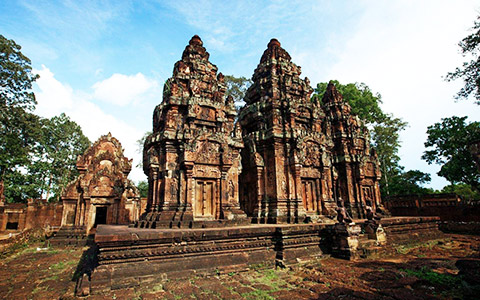 Best Time to Visit Vietnam and Cambodia