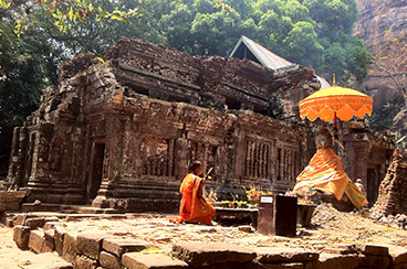 INT-L-DLT-VPC 9 Days Discover Laos Tour with Vat Phou Cruise