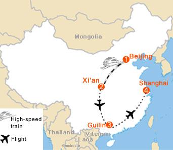 Beijing Xian Guilin Amp Shanghai Tour China Tour 10 Days