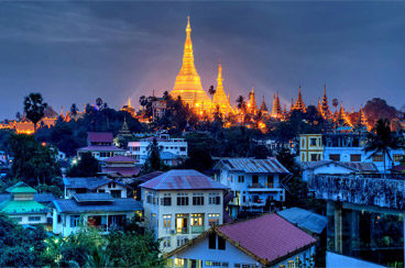 17 Days Cambodia, Laos, Thailand and Myanmar Higylights Tour