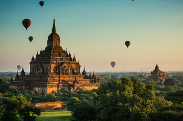 INT-M-HT18 18 Days Myanmar Highlights Tour Package
