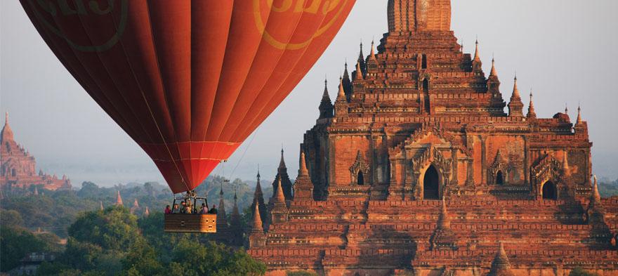 7 Days Myanmar Tour to Bagan and Inle Lake
