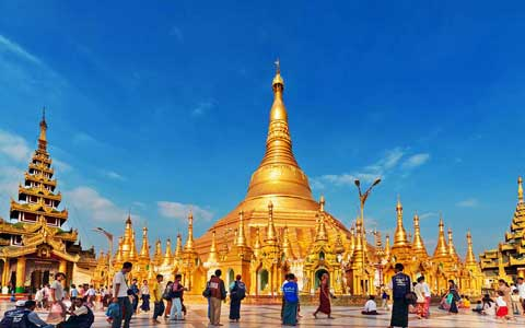 How to Travel from Thailand to Myanmar?