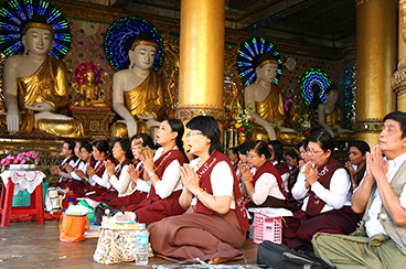 INT-M-HMT10   10 Days Highlights of Myanmar Tour in Style