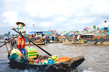 INT-MD-BS2 2 Days Mekong Delta with Bassac Cruise
