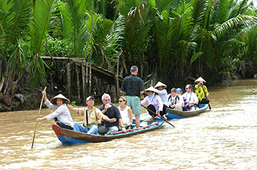 INT-PO-MRC-UHW3 3 Days Pearl of Orient Cruise Mekong River Upstream High Water