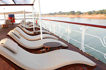 INT-SC-MRC-DHW5  5 Days Serenity Cruise Mekong River Cruise Upstream High Water