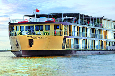 INT-LC-MRC-DHW8 8 Days Lost Civilization Mekong River Cruise Downstream High Water