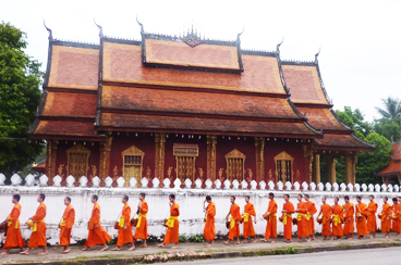 INT-TL-TLCT15  15 Days Thailand and Laos Odessy Tour