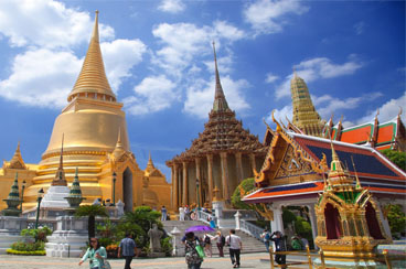 INT-TL-TLCT07 7 Days Thailand and Laos Highlights Tour