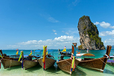 INT-T-TT17 17 Days Thailand Tour with Beach Relaxing Tour