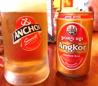 Cambodia Beers