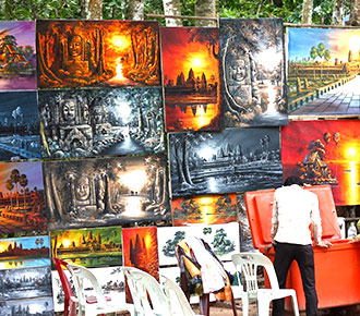 Cambodia Shopping Tips Where To Buy And What To Buy In
