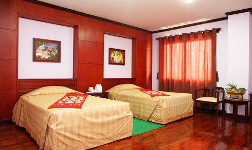 Hotel In Vientiane Near Mekong River