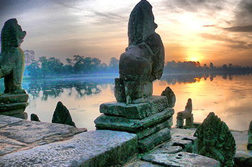INT-CM-CT12  12 Days Classic Cambodia and Myanmar Tour