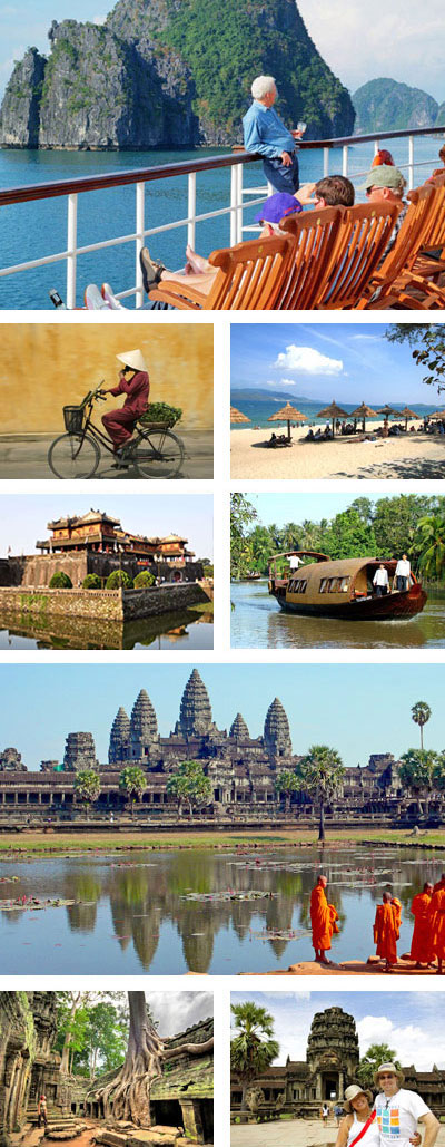 16 Days Vietnam and Cambodia Heritage Highlights Tour