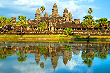 INT-CL-CT09 9 Days Classic Cambodia & Laos Tour