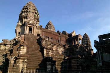 INT-IT-IT23  23 Days Vietnam Cambodia Laos and Myanmar Tour with Beach Relaxing