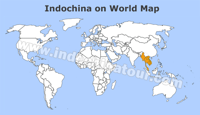 Indochina maps location map of indochina geography map of indochina maps location map of indochina geography map of indochina peninsula and travel maps gumiabroncs Gallery