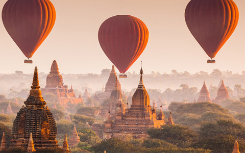 Top Highlights for a Myanmar Tour