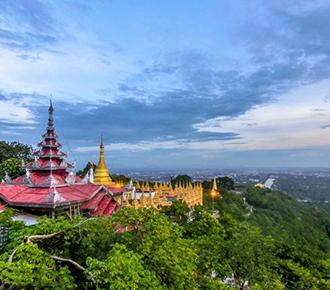 Mandalay Climate