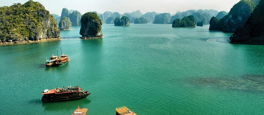 INT-VC-CT14 14 Days Vietnam and Cambodia Highlights Tour with Halong Bay Cruise