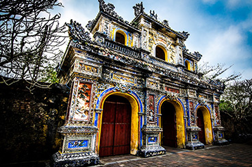 INT-VC-CT16 16 Days Vietnam and Cambodia Heritage Exploring Tour