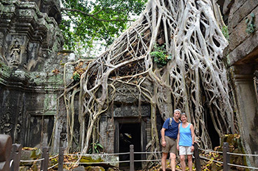 INT-C-SP01 5 Days Cambodia Siem Reap and Phnom Penh Essential Tour