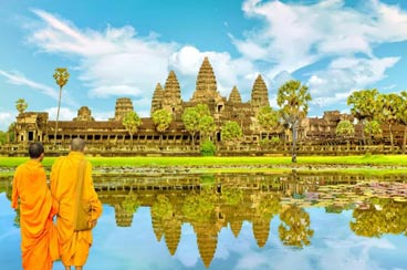 8 Days Classic Cambodia and Vietnam Tour