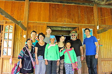 INT-V-FT08  8 Days Vietnam Family Tour of Hill Tribe Home Stay in Sapa