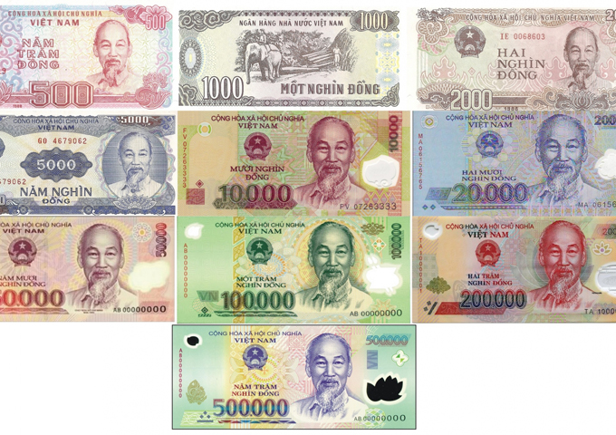 Currency For Vietnam And Cambodia Tour