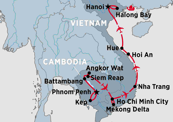 Transfer To Vietnam From Cambodia
