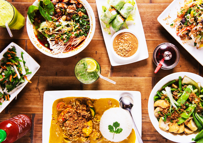 Vietnam Vegetarian: top restaurants and what vegetarian food are available