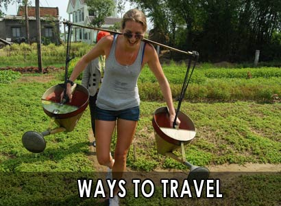 Ways to Travel