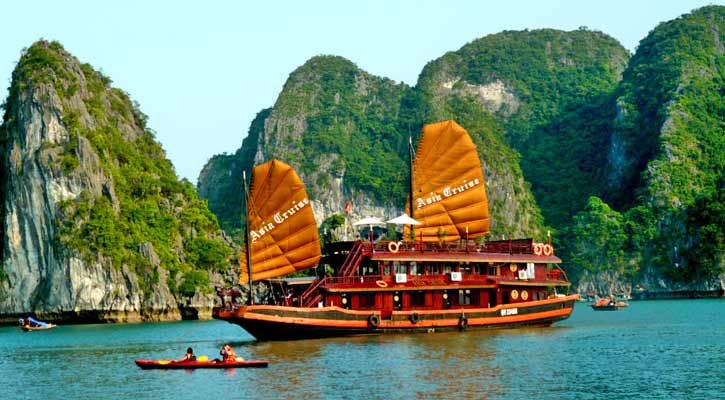 Image result for VIETNAM,attractions