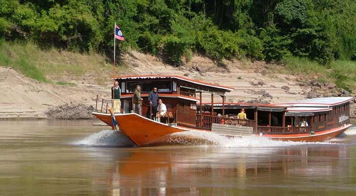 Mekong River from Vietnam