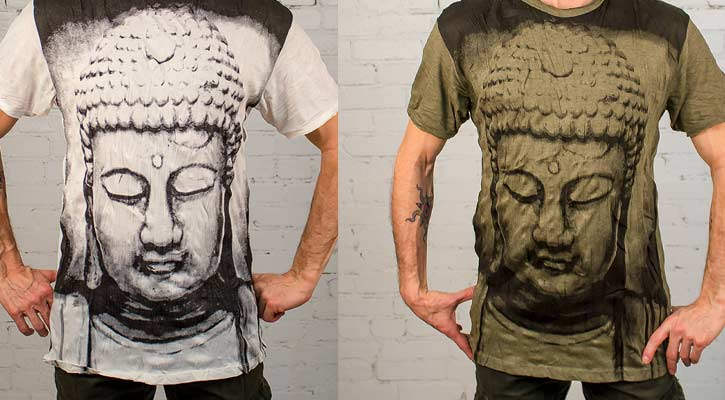 Cambodia Cotton T-shirt