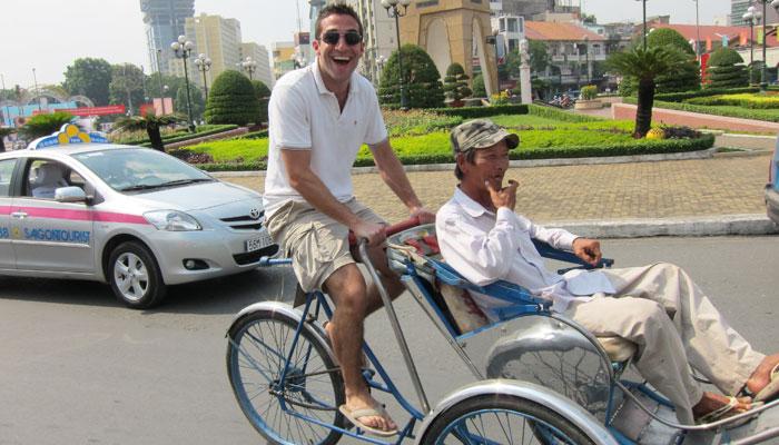 Cambodia Cyclo