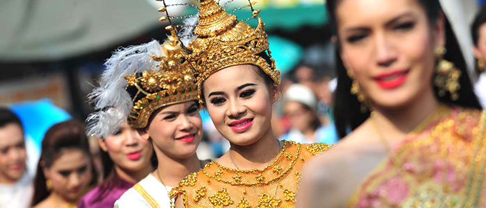 Eight Things You Might Don't Know about Thailand