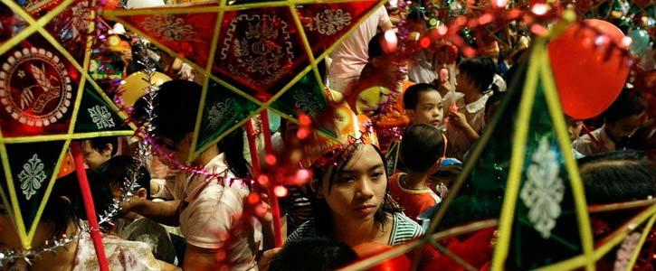 Mid-Augst Festival in Vietnam