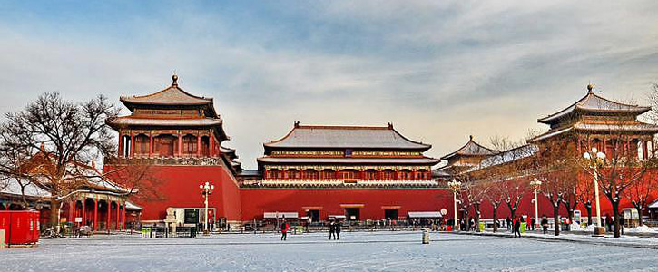 Visiting China in winter with less crowds at a lower price!