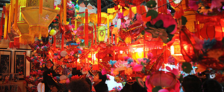 Celebrate Chinese New Year and Vietnamese New Year 2016!