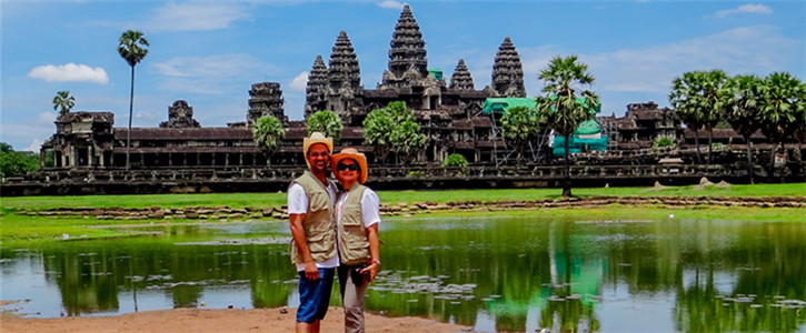 A great trip in Cambodia