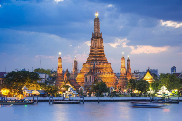 Bangkok is the capital of Thailand