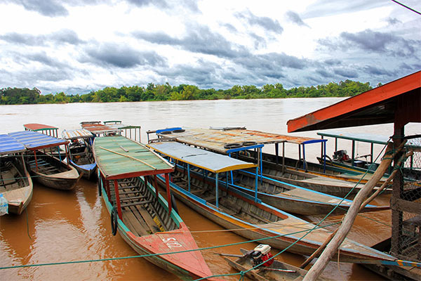 Mekong River has nonetheless occupied the respectable place among the top ten tourist destinations in Laos