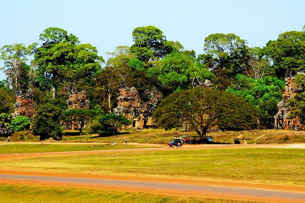 Best Time to Go to Cambodia & the Climate Features of Four