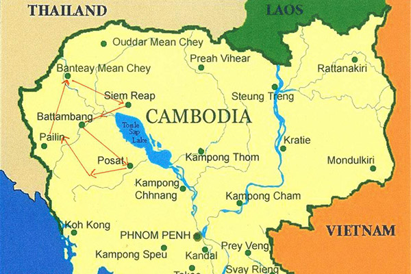 the geography and economic life in cambodia Introduction the bachelor of arts in geography and land management provides students with knowledge of human, physical and economic geography, as well as land management, in order to meet the high demand for people skilled in these fields in cambodia.