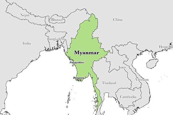 How To Get To Myanmar From Cambodia Indochina Tours